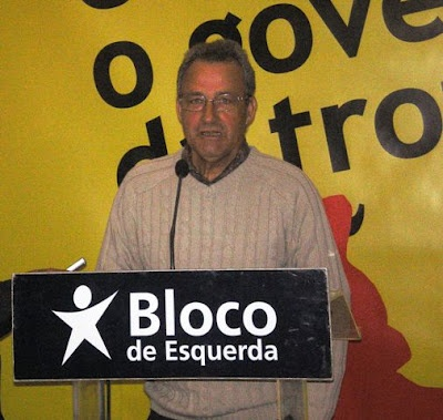 Antonio Ricardo Bloco de Esquerda