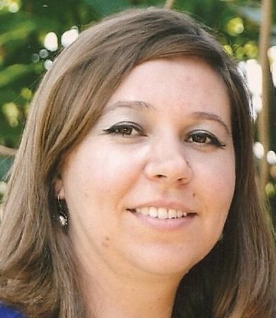 Sofia Martins, deputada do BE na Assembleia de Freguesia de Longomel